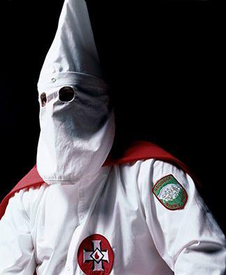 Andres Serrano - Series - The Klan